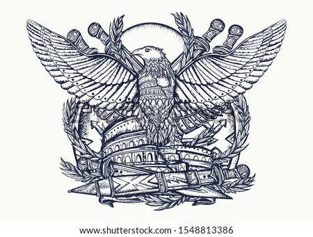 symbol of roman empire