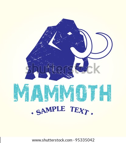 symbol of the mammoth