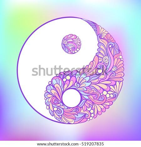 symbol of yin and yang this