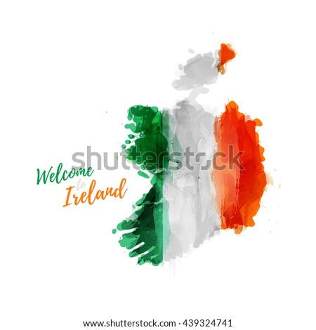 symbol  poster  banner ireland