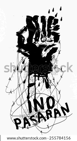 symbolic image of the hand that