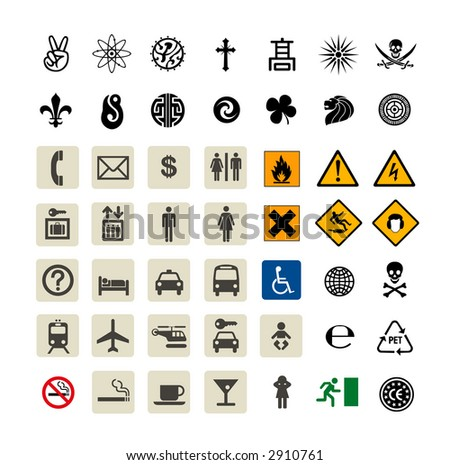 Symbols collection 2