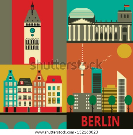symbols of berlinvector