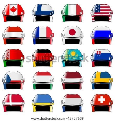 symbols of hockey nations