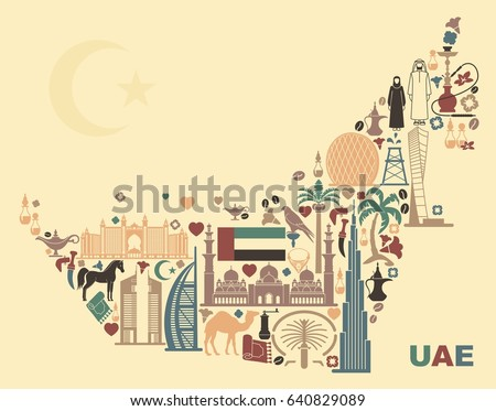 symbols of the united arab