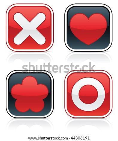 symbols representing love