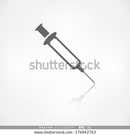 syringe web icon