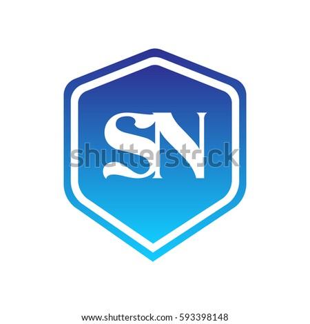 SZ Logo Stock fotó ©