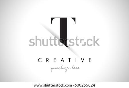 creative letter t logo concept design download vetores e gráficos