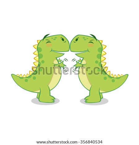 t rex hugso close
