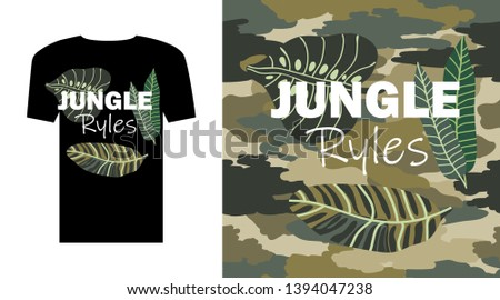 t shirt concept seamless