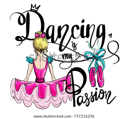 t shirt design dancing is my