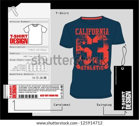 T-Shirt Design Print Design