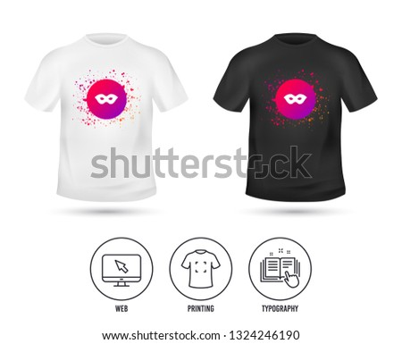 t shirt mock up template mask