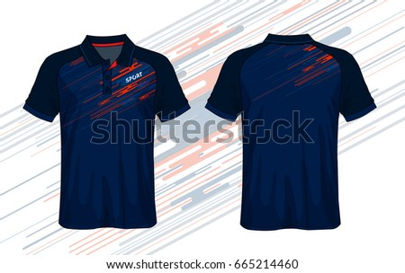 t shirt polo design