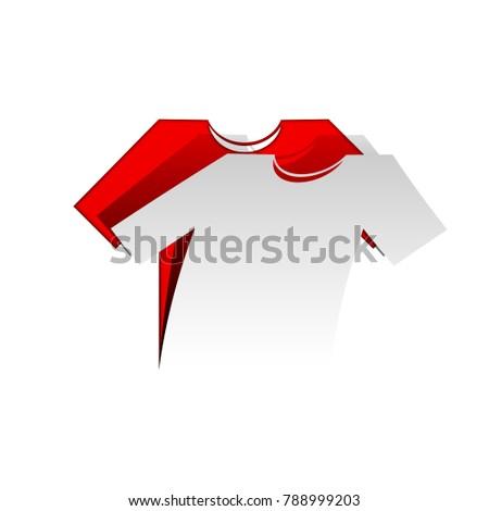 t shirt sign illustration