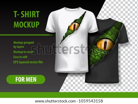 t shirt template  fully