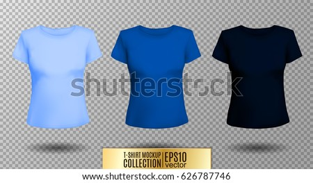 t shirt template set for men