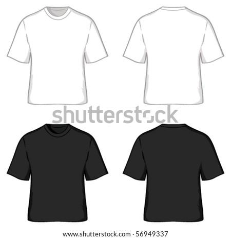 Free Vector T-Shirt Templates - Download Free Vector Art, Stock ...