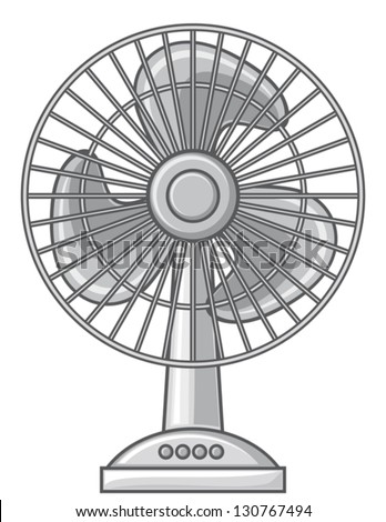 table fan  fan for the home  Table Fan Clipart Black And White