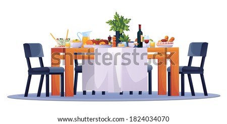 Kitchen Table Clipart Dining Table Clip Art Dining Room Clipart Stunning Free Transparent Png Clipart Images Free Download