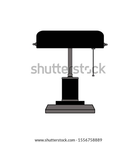 table lamp, light, lamp, energy, electric