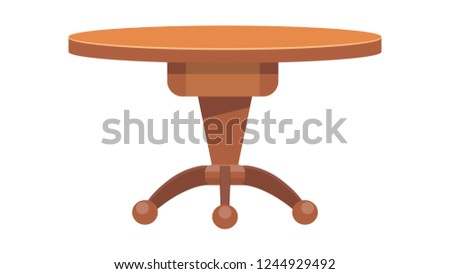 Table vector illustration #1244929492