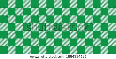 tablecloth  lumberjack patern