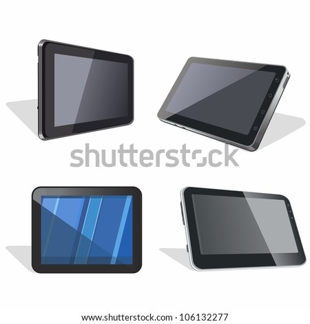 Tablet pc and mac