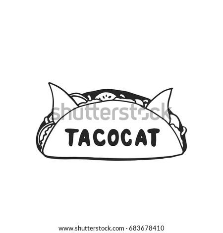 tacocat   hand drawn dancing