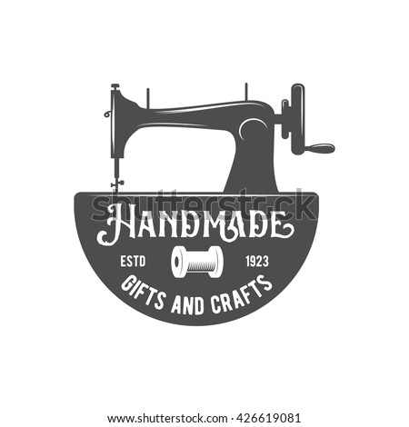 tailor label  badge  design...