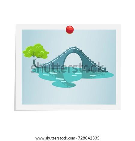 taiwanese bridge with stairs