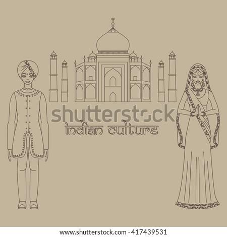 taj mahal temple landmark in