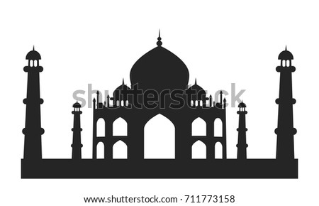 tajmahal symbol of love indian