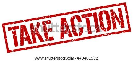 take action stamp.stamp.sign.take.action.