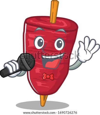 talented singer of doner kebab