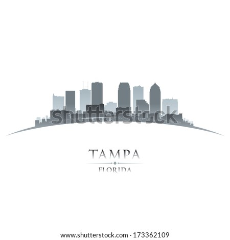 tampa florida city skyline