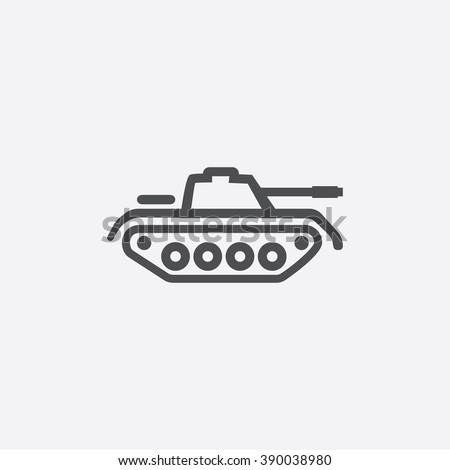 tank icon  tank icon vector