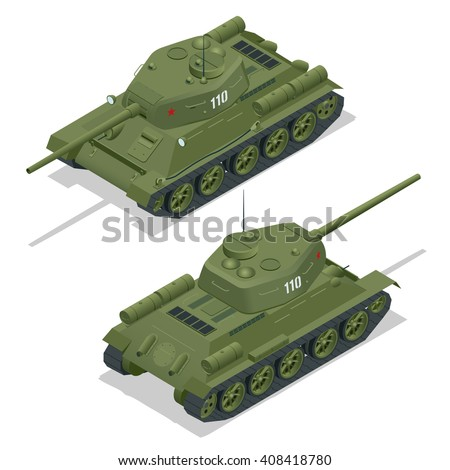 tank t 34 85 military