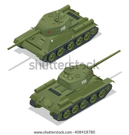 tank t 34 85  tank flat  tank