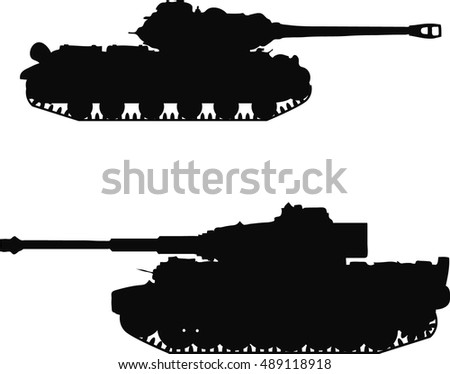 tanks is  2 and tiger i