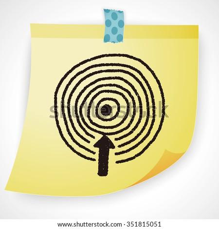target doodle