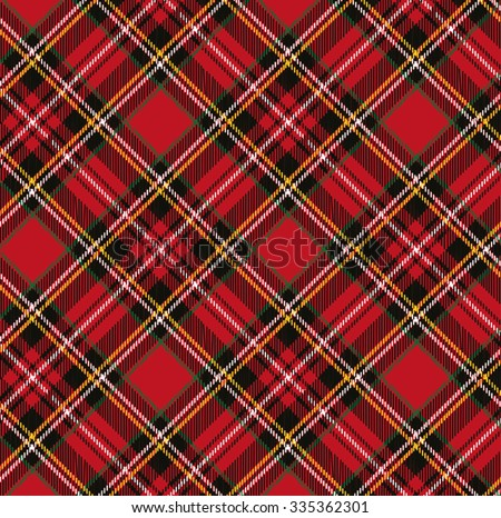 Tartan,plaid pattern vector background.Folk Retro.Tartan pattern.Fashion illustration,vector Wallpaper.Christmas,new year decor.Traditional red,black,green scottish vector,Christmas tartan ornament