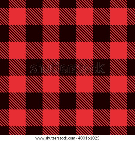 Tartan Seamless Pattern. Trendy Illustration for Wallpapers. Seamless Tartan Tiles. Suits for Decorative Paper, Fashion Design and House Interior Design, as Well as for Hand Crafts