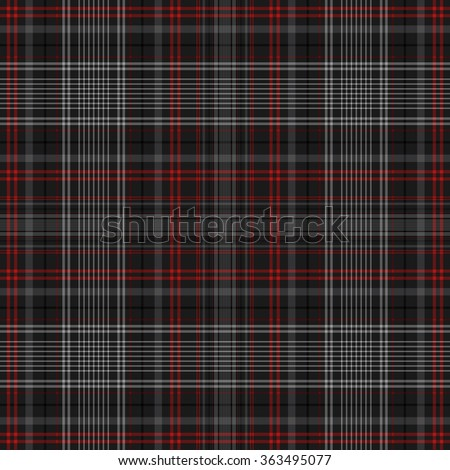 tartan traditional checkered
