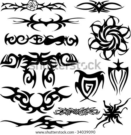 Desktoptats.jpg Mom & Dad tattoo Collage Tattoo collage 4 (vector)