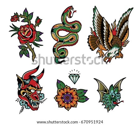 Tattoo Flash Pack 2