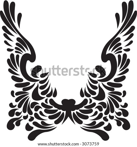 angel wing tattoos adobe