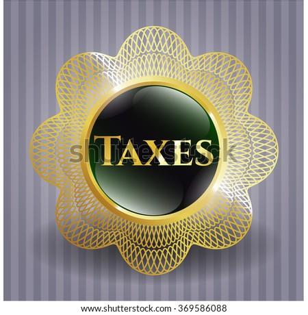 Taxes rosette