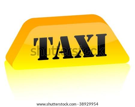 taxi button